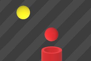 《发球射击》游戏画面1