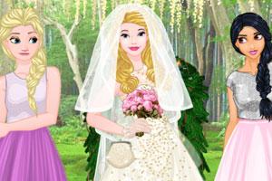 女孩的经典婚礼