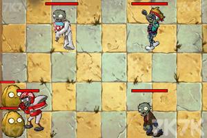 《武器打僵尸》游戏画面2