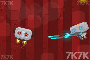 《机器人大作战》游戏画面1