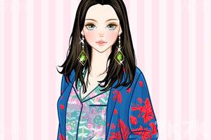 《粉色服饰》截图2