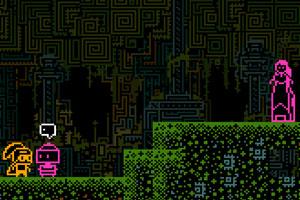 《通往巨龙的道路》游戏画面1