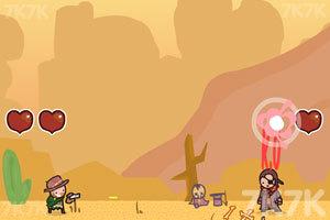 《牛仔复仇记》游戏画面3