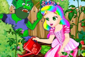《朱丽叶的花园》游戏画面1