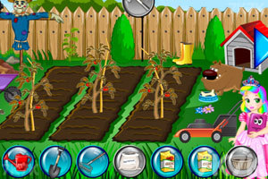 《朱丽叶的花园》游戏画面2