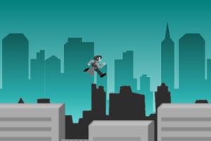 《屋顶狂奔》游戏画面1