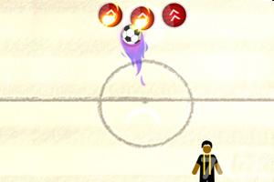 《足球大师中文版》游戏画面1