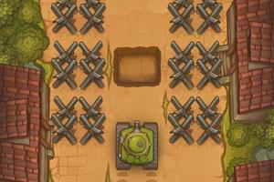 《升级坦克》游戏画面1