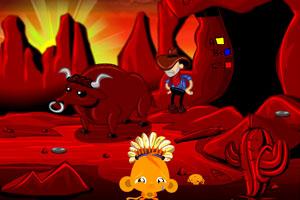 《逗小猴开心系列45》游戏画面1
