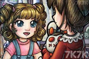 《女孩与巫毒娃娃中文版》游戏画面4