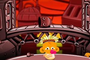 《逗小猴开心系列46》游戏画面1