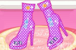 《灰姑娘的鞋子》游戏画面4
