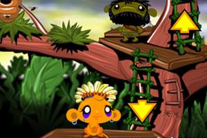 《逗小猴开心系列48》游戏画面1