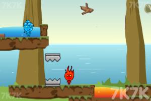 《冰火人孤岛求生》游戏画面4