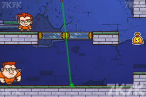 《盗金父子》游戏画面3