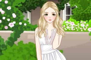 《民族风的服饰》游戏画面1