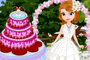 《索菲亚当伴娘》游戏画面3