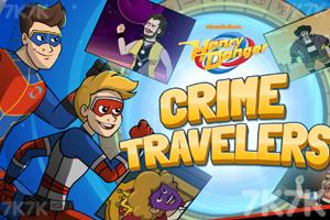 《罪犯旅行者》游戏画面1