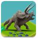 恐龙2048