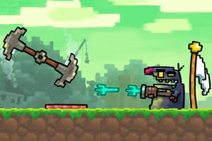《蠕虫向前冲》游戏画面1