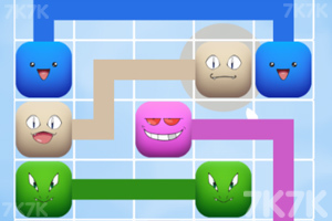 《怪物方块大相连》游戏画面2