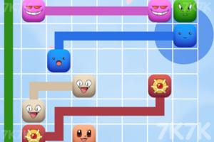 《怪物方块大相连》游戏画面1
