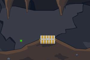 《逃离冰冷的洞穴》游戏画面1