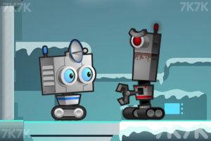 机器人罗比