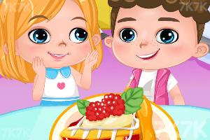 《水果馅饼小能手》游戏画面1