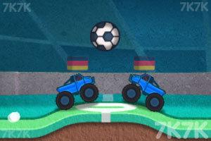 《怪物卡车足球》游戏画面1