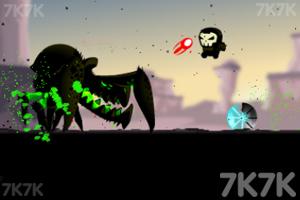 《卡兹行星战记》游戏画面3