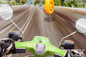 《摩托车高速模拟驾驶》游戏画面3