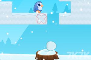 《护送企鹅蛋回家》游戏画面4