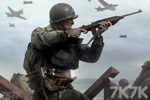 《海战之二战航母》游戏画面1