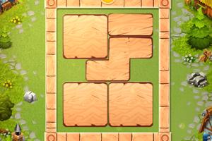 《木质拼图》游戏画面1