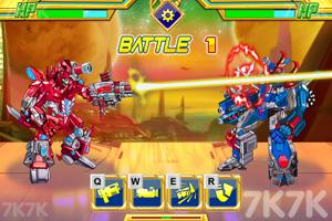 《超级机甲战士》游戏画面3