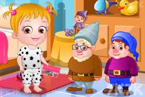《可爱宝贝的公主梦》游戏画面1
