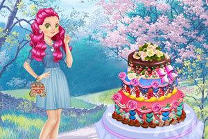 《小公主的新年蛋糕》截图3
