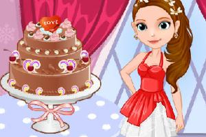 索菲亚的派对蛋糕