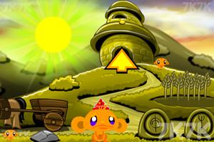 《逗小猴开心之世界旅行》游戏画面3