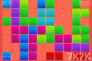 《五彩方块大消除》游戏画面3