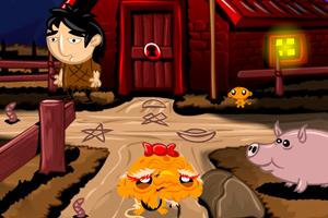 《逗小猴开心系列77》游戏画面1
