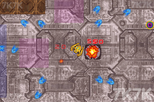《太空勇士》游戏画面2