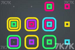 《消除五彩光环》游戏画面3