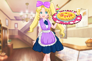 《彩丽公主当厨师》游戏画面1