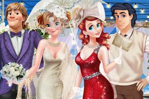 《复古华丽的婚礼》游戏画面1