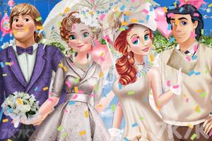 《复古华丽的婚礼》游戏画面3