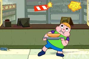 《布拉姆做汉堡》游戏画面2