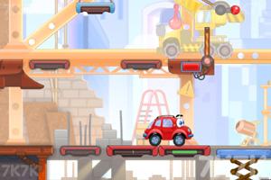 《小汽车之侦探梦》游戏画面3