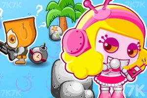 《萌版泡泡堂2》游戏画面1